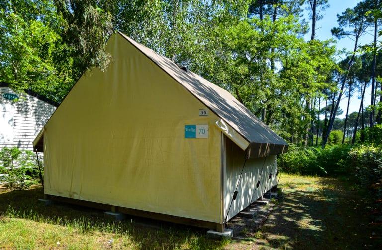 Tente junior 2 ch 4 pers, SDB