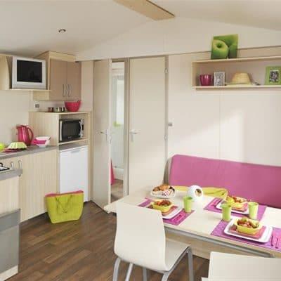 Mobil-home Confort 24 M²