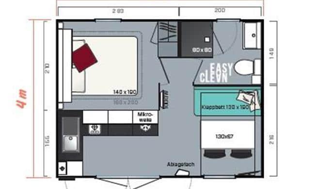 mobil home plan